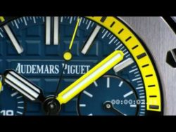 Royal Oak Offshore Diver Chronograph – YouTube