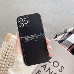 iphone12ケース nike off white コラボ