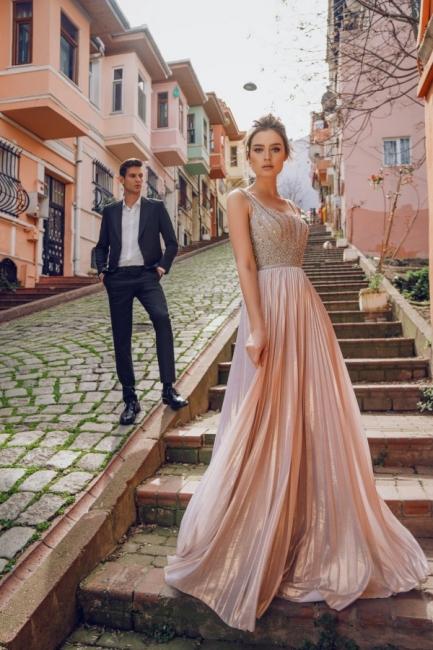 Elegante Abendkleider Lang Gunstig | Abendmoden Online | Babyonlinedress.de