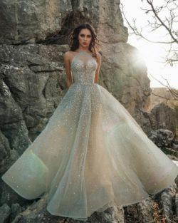 Extravagante Abendkleider Lang Grun | Abiballkleider Gunstig Online | Babyonlinedress.de