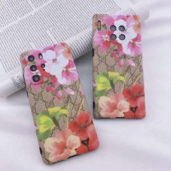 Gucci携帯ケース iPhone12 Pro 花柄
