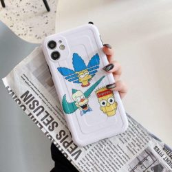 The Simpsons iPhone12ケース