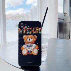 iPhone12Miniケース Moschino
