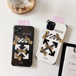 Off White iPhone12 Miniケース カップル