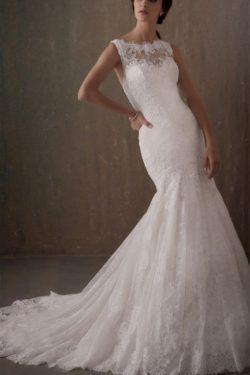 Brautkleider Meerjungfrau Spitze | Elegante Hochzeitskleider | Babyonlinedress.de
