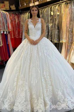 Schone Brautmoden Brautkleider | Hochzeitskleider Prinzessin | Babyonlinedress.de
