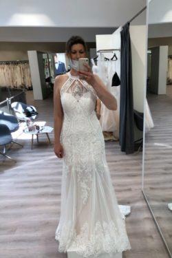 Schone Hochzeitskleider Meerjungfrau | Hochzeitskleider Mit Spitze | Babyonlinedress.de