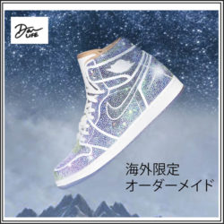 着れるアートby Danlife【Nike】スーパーコピー Air Jordan 1 Retro High OG UNC 21031505