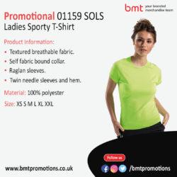Promotional 01159 SOLS Ladies Sporty T-Shirt