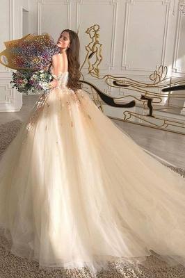 Prinzessin Brautkleider Tull   Hochzeitskleider Gunstig Kaufen   Babyonlinedress.de