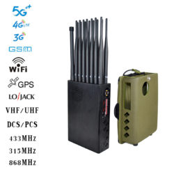 Portable Cell Phone Jammer Online Sale Mobile Cellular Signal Blocker