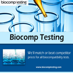 Biocomp Testing