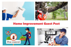 I will guest post on home improvement with dofollow backlink