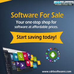 Software For Sale