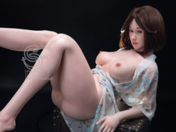 A man took Sex Doll Porn to the cinema for a date