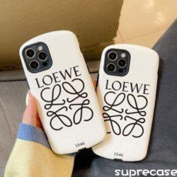 LOEWE iPhone13/13Pro Maxケース ブラント ロエベ iphone13pro/12/12pro maxケース シンプル アイフォ ...