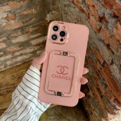 Chanel iPhone13/13 Pro ケース スタンド機能付き シャネル アイフォン13プロマックスカバー ブラント  ...