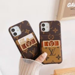 LV iPhone 13/13Proケース カード収納 ブランド ルイヴィトン iphone 13pro max/13miniケース