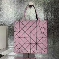 Bao Bao Issey Miyake Lucent Basic Tote Pink
